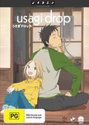 Usagi Drop - The Complete Collection | DVD