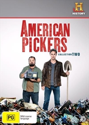 American Pickers: Season 2