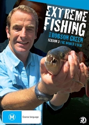 Extreme Fishing With Robson Green: Season 3 | DVD