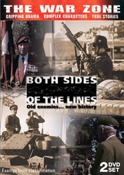 War Zone Both Sides Of The Line   DVD