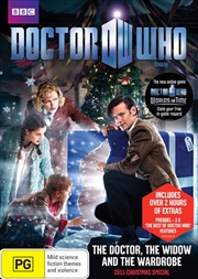 Doctor Who - The Doctor, The Widow And The Wardrobe - 2011 Christmas Special | DVD