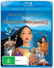 Pocahontas  / Pocahontas II - Journey To A New World | Blu-ray