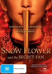 Snow Flower And The Secret Fan | DVD