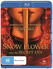 Snow Flower And The Secret Fan | Blu-ray