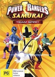 Power Rangers - Team Spirit - Vol 3