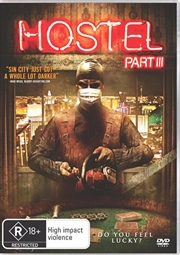 Hostel - Part 3 | DVD