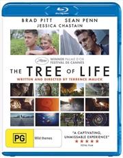 Tree Of Life, The | Blu-ray