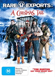 Rare Exports - A Christmas Tale | DVD
