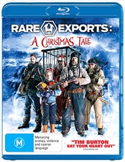 Rare Exports - A Christmas Tale