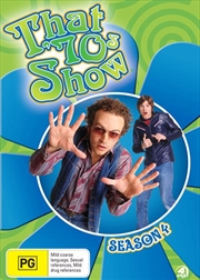 That 70's Show - Season 4 | DVD