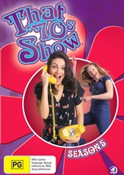 That 70's Show - Season 5 | DVD