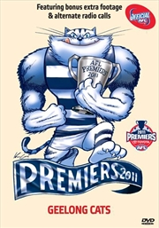 AFL - 2011 Premiers Geelong | DVD