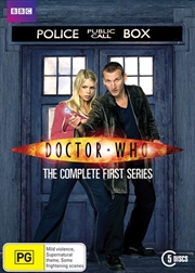 Doctor Who - Series 1 | Boxset | DVD
