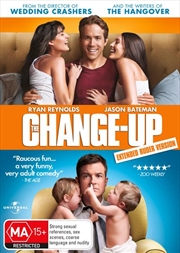 Change-Up, The | DVD