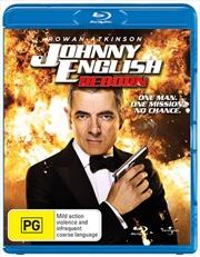 Johnny English Reborn | Blu-ray