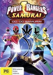 Power Rangers - Go Go Samurai - Vol 2