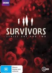 Survivors - Series 1-2 | DVD