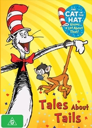Cat In The Hat - Tales About Tails | DVD