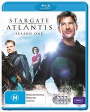 Stargate Atlantis - Season 01