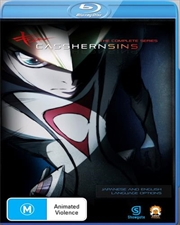 Casshern Sins - The Complete Series | Boxset