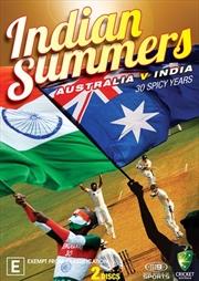 Indian Summers: Australia Vs India | DVD