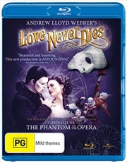 Love Never Dies | Blu-ray