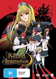 Princess Resurrection - The Complete Series | DVD