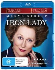 Iron Lady, The | Blu-ray