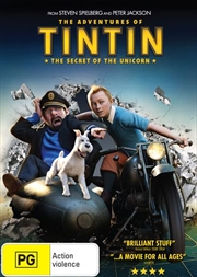 Adventures Of Tintin - Secret Of The Unicorn, The