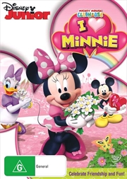 Mickey Mouse Clubhouse - I Heart Minnie | DVD