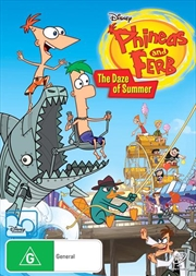 Phineas And Ferb - The Daze Of Summer - Vol 2