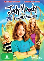 Judy Moody And The Not Bummer Summer | DVD