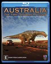 Australia: The Time Traveller's Guide | Blu-ray
