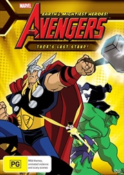 Avengers - Thors Last Stand | DVD