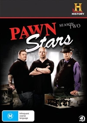 Pawn Stars: Season 2 | DVD
