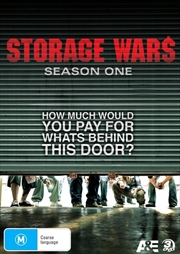 Storage Wars - Season 1 | DVD