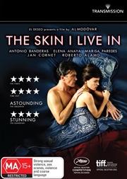Skin I Live In, The | DVD