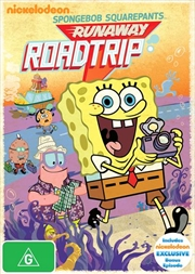 Spongebob Squarepants - SpongeBob's Runaway Roadtrip | DVD