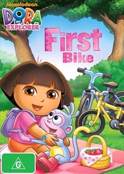 Dora The Explorer- First Bike