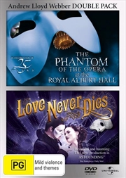 Love Never Dies / Phantom Of The Opera - 25th Anniversary Edition