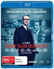 Tinker Tailor Soldier Spy | Blu-ray