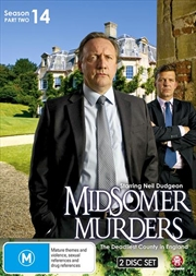 Midsomer Murders - Season 14 - Part 2 | DVD