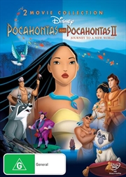 Pocahontas  / Pocahontas II - Journey To A New World | DVD