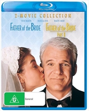 Father Of The Bride  / Father Of The Bride - Part 02 | Blu-ray