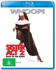 Sister Act 2 - Back In The Habit | Blu-ray