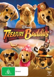 Treasure Buddies | DVD