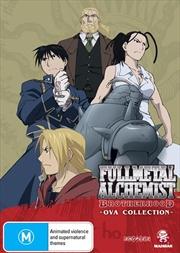 Fullmetal Alchemist - Brotherhood Ova Collection | DVD