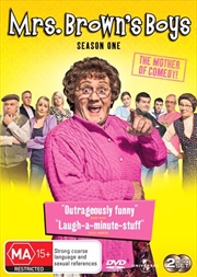 Mrs. Brown's Boys - Series 1 | DVD