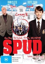 Spud   DVD