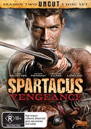 Spartacus - Vengeance - Season 2